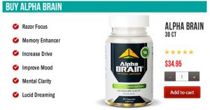 Alpha Brain One Of The Best Nootropic Supplements In The Market